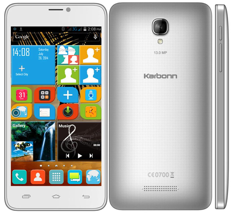 Karbonn Titanium S2 Specification [Firmwares collection]...