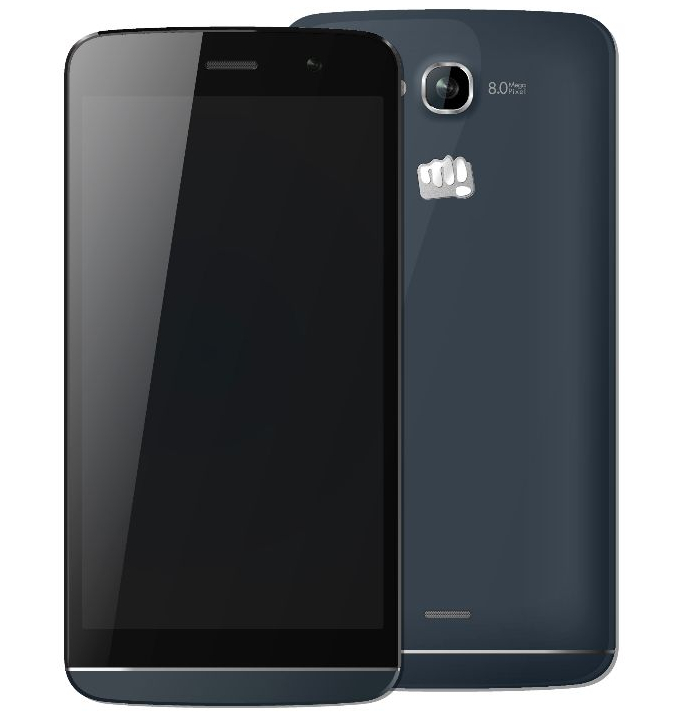 Micromax Canvas L A108 With 5.5-inch Display, Android 4.4