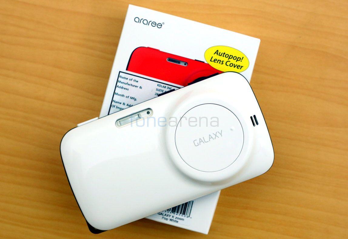 Video Fone Arena Samsung Galaxy K Zoom 8gb White