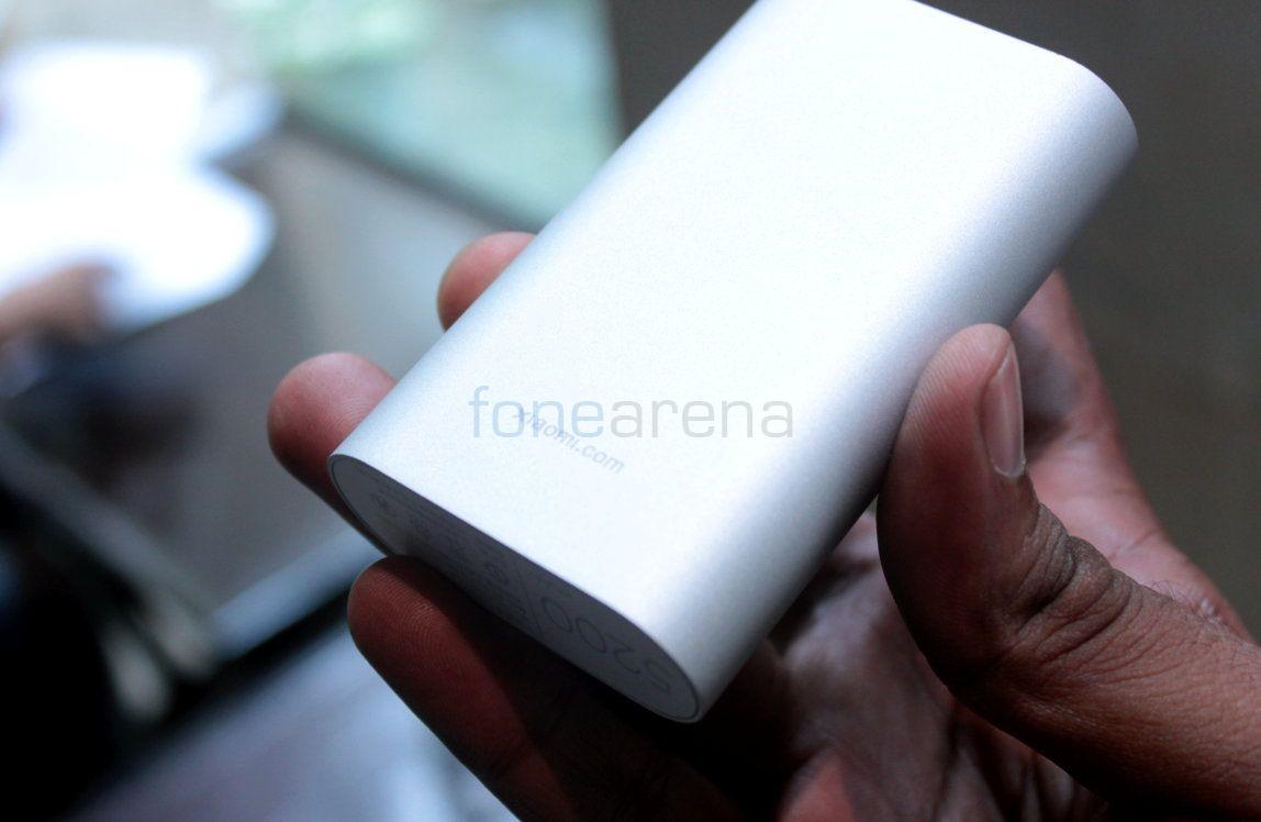 Xiaomi Mi portable charger