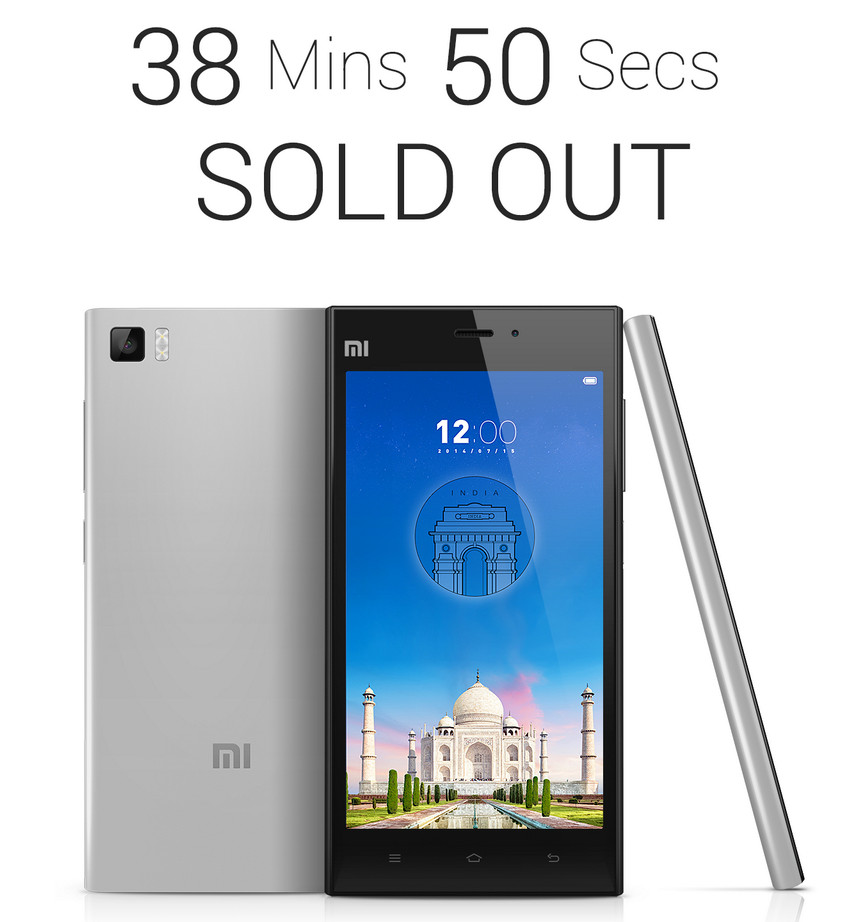 the xiaomi mi3 price in india flipkart with
