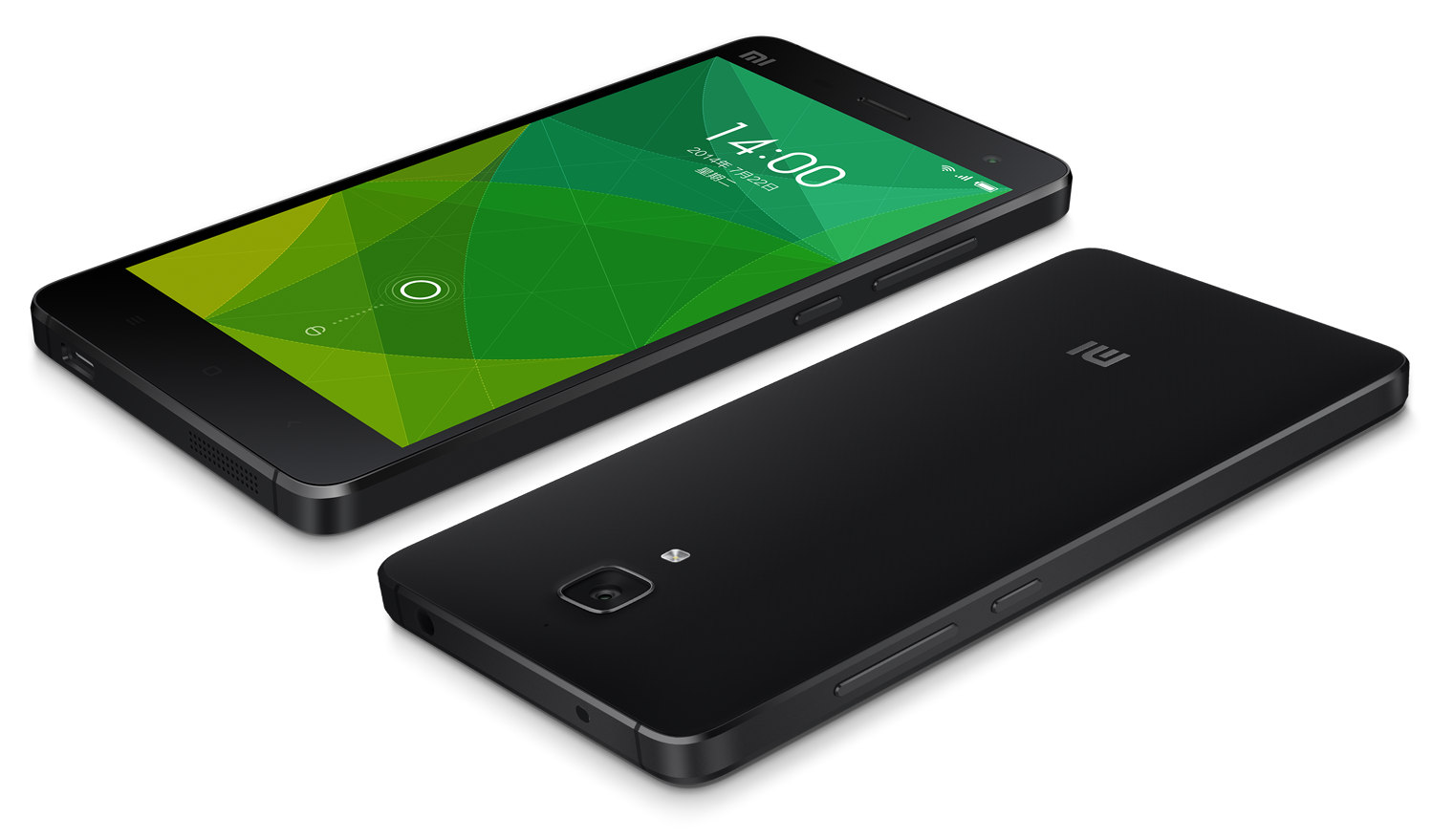 xiaomi mi 4 with 5 inch 1080p display snapdragon 801 and