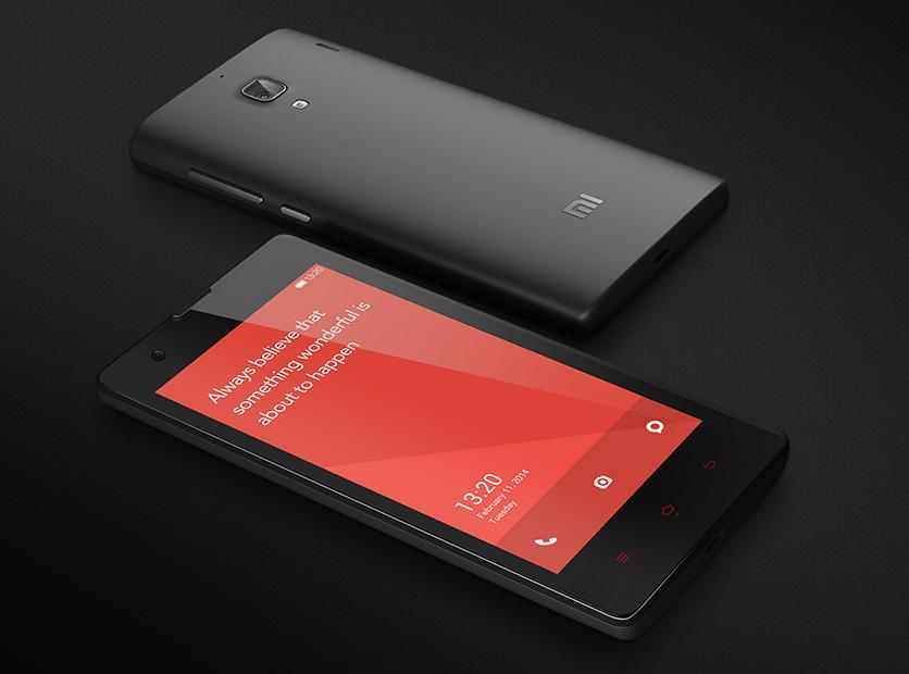 Xiaomi Redmi 1S To Go On Sale On Flipkart Starting