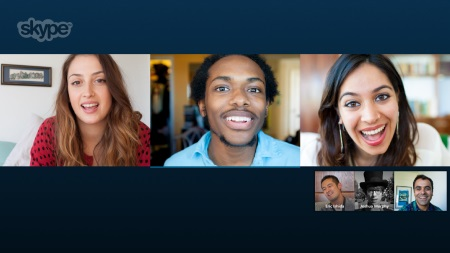 Skype for Windows 8.1 gets free group video calling