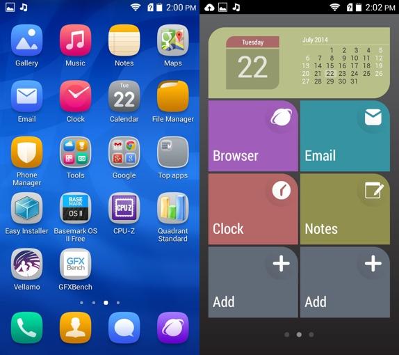 Huawei Honor 3c Emotion UI 2