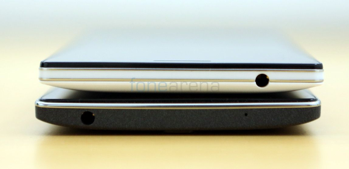Oneplus One Vs Oppo Find 7 Photo Gallery