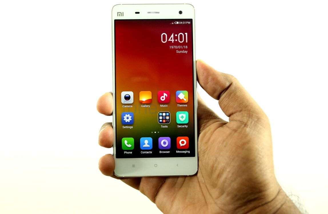 Xiaomi Mi 4 might launch in India on January 28
