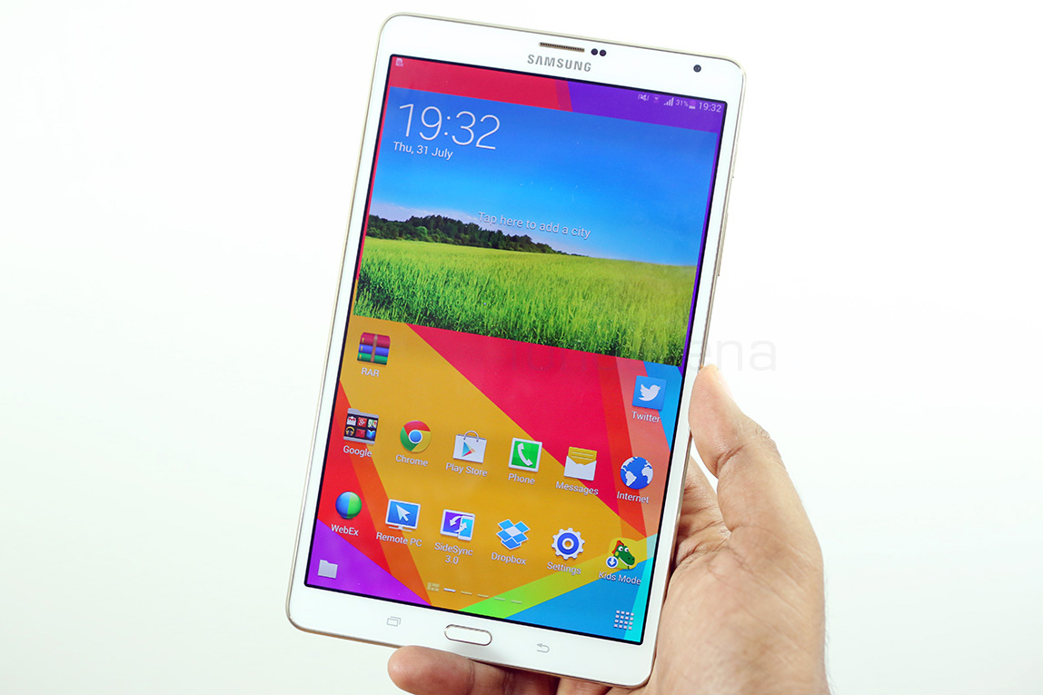 samsung galaxy tab s 8 4 review. Black Bedroom Furniture Sets. Home Design Ideas