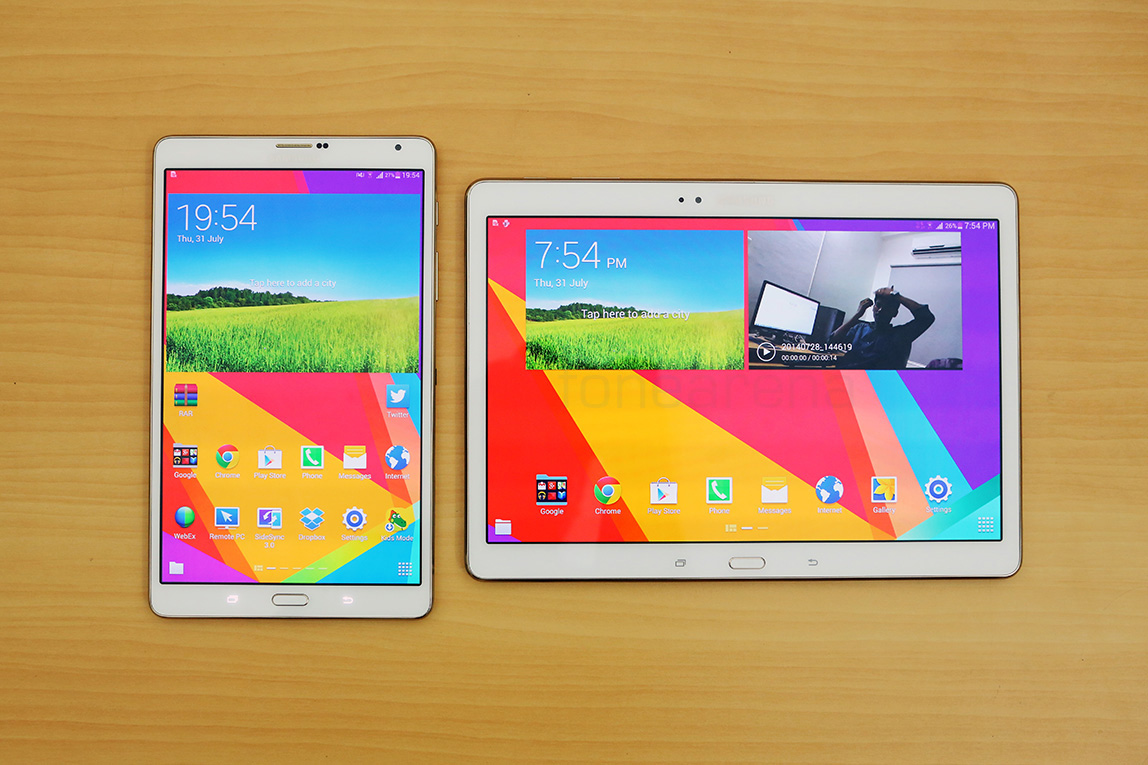 Samsung galaxy tab s 8 4 review for Samsung galaxy s tablet