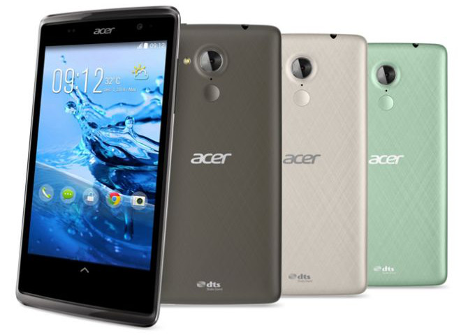 Acer Liquid Z500 With 5 Inch HD Display Android 44 Announced
