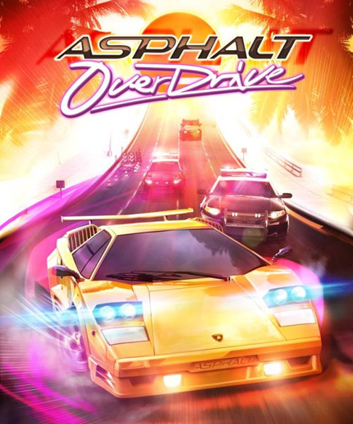 Asphalt Overdrive For Android Iphone Ipad And Windows Phone Released