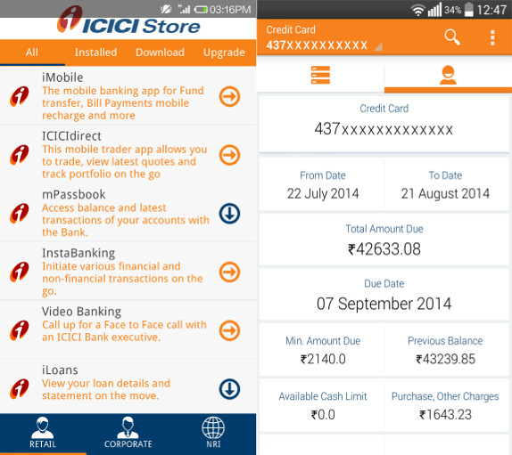 Icici Bank Launches Four New Apps For Android And Ios