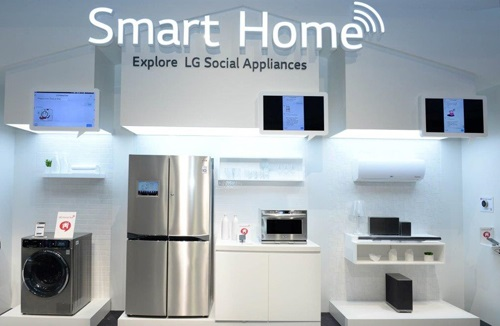 Lg Showcases Smarthome At Ifa