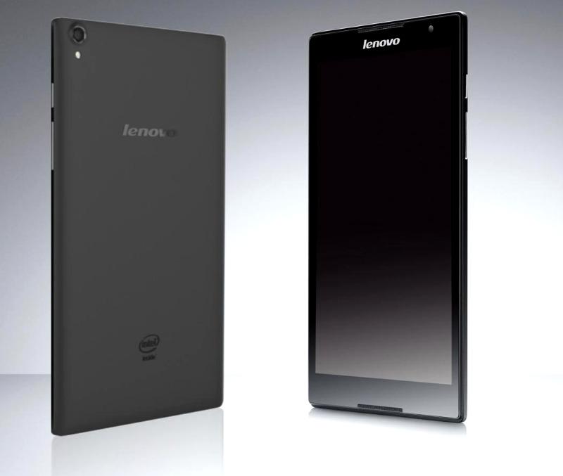 Lenovo TAB S8 with 8-inch full HD display, quad-core Intel ...