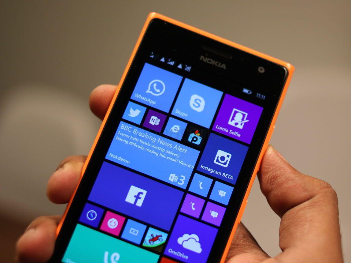 Nokia lumia 830 dual sim