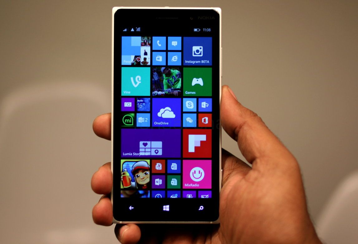 Nokia Lumia 830 Launched In India For Rs 28799