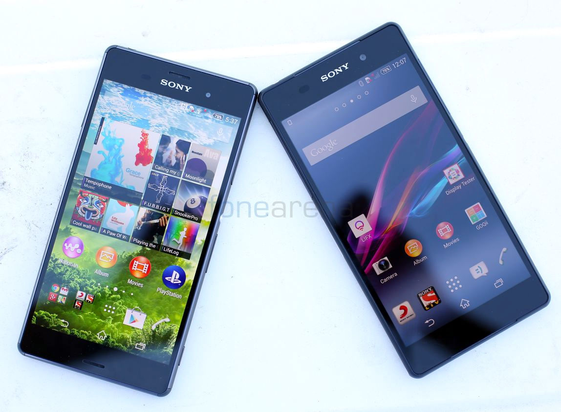 Sony Xperia Z series Android 5.0 Lollipop roll out ...