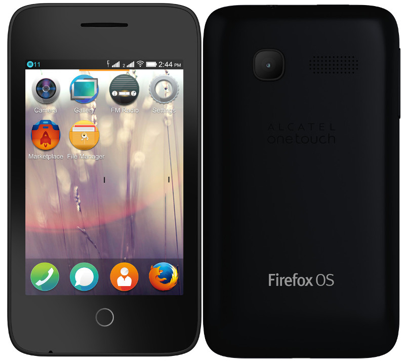 how to change language in alcatel one touch