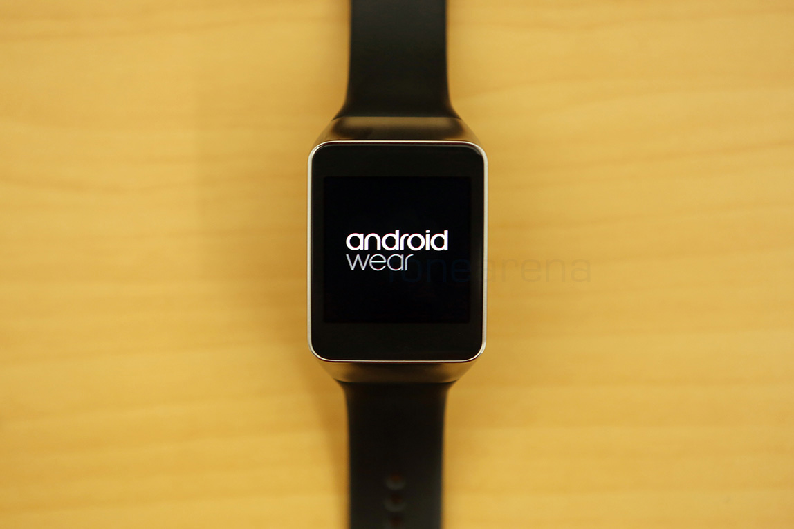 how to change weather in android wear watch to celcius