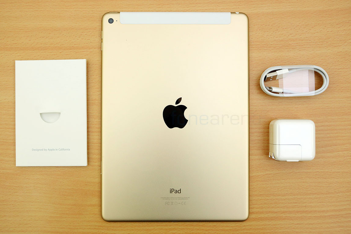 Apple Ipad Air 2 Box