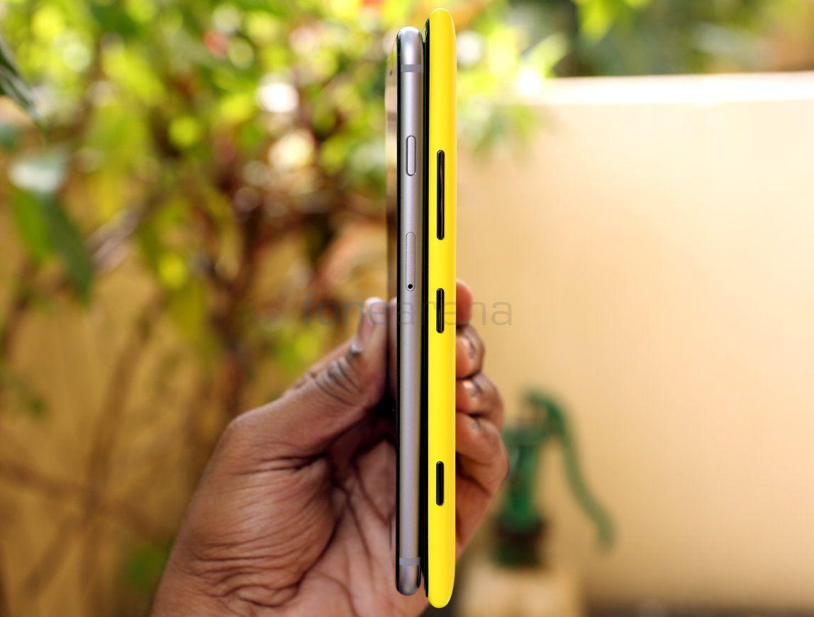 Apple Iphone 6 Gallery Apple Iphone 6 Plus vs Nokia