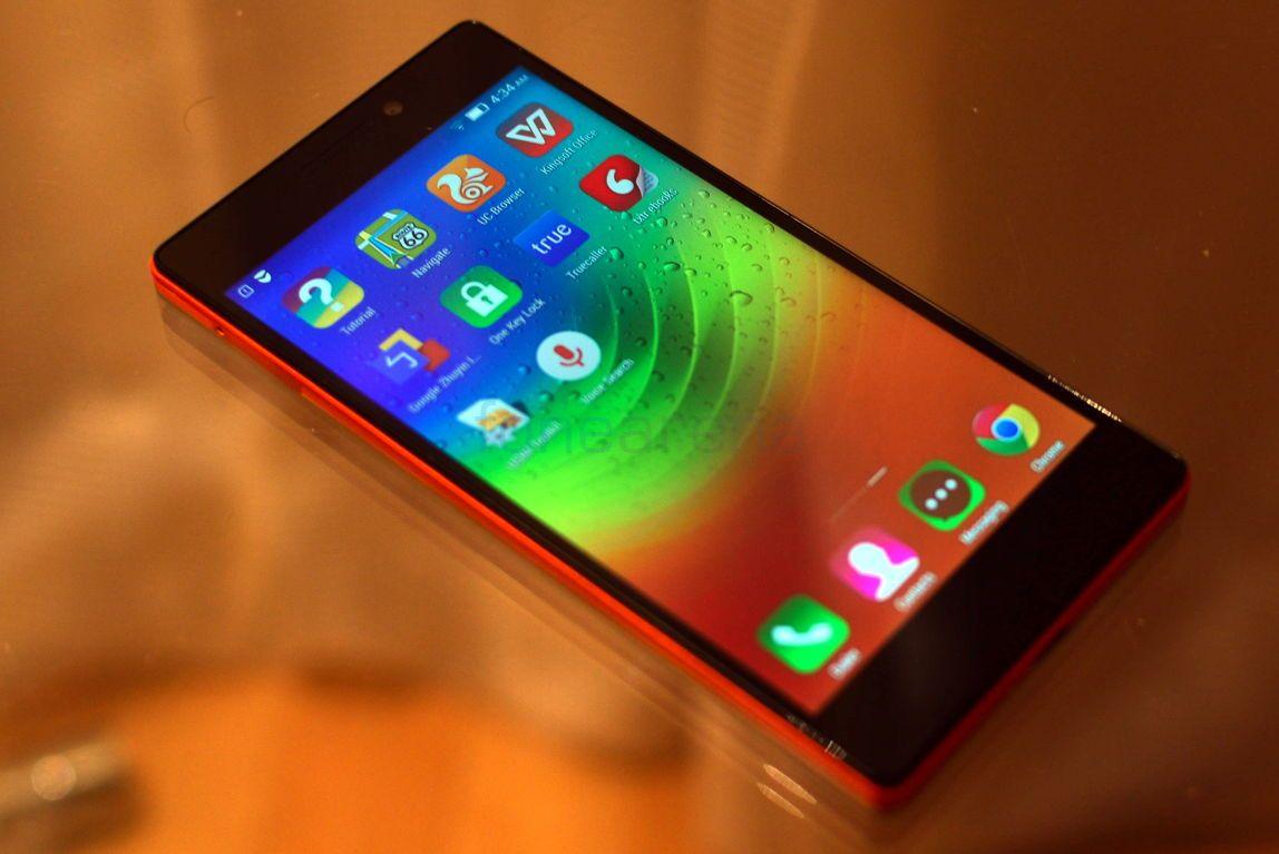 Lenovo Fone Arena Smartphone S90 5 Inch Display Quad Core Android Kitkat