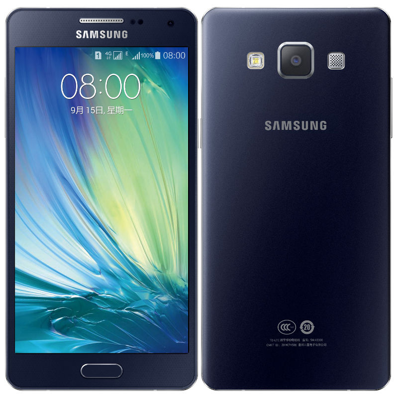 samsung galaxy a5 dual sim shows up on official website in china