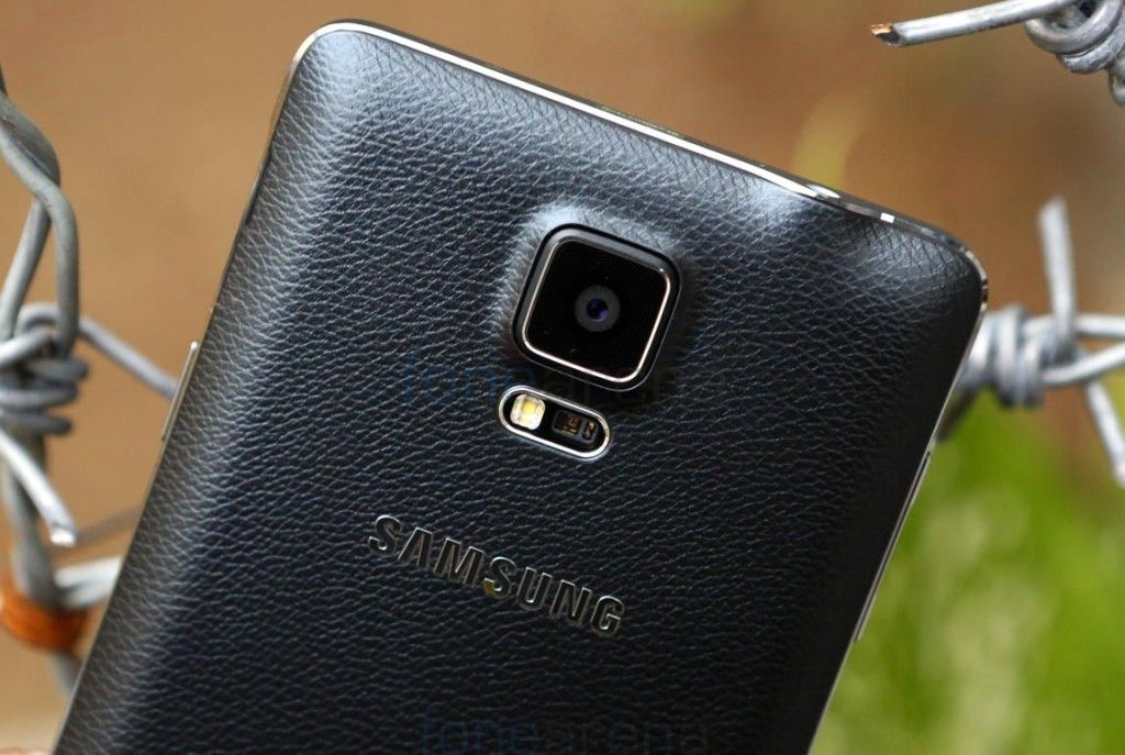 Samsung unveils LTE Advanced Tri-Band Carrier Aggregated Galaxy Note 4