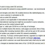 Airtel VOIP data