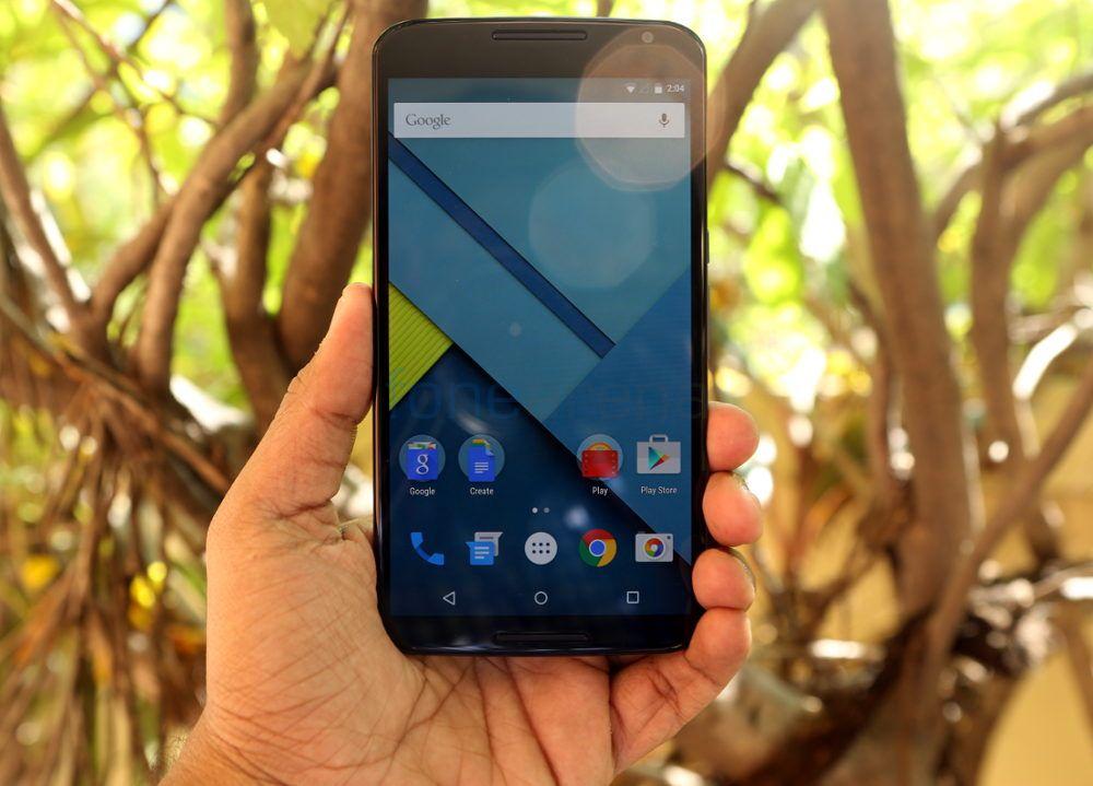 Google Nexus 6 Photo Gallery