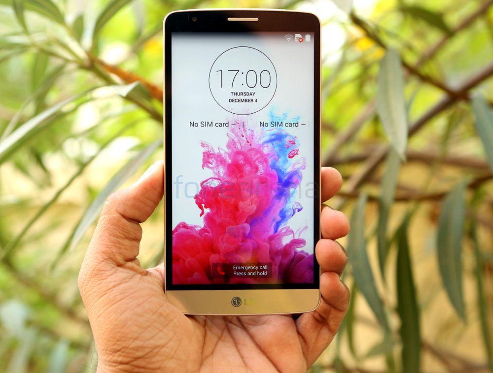 LG G3 Stylus Gold Photo Gallery