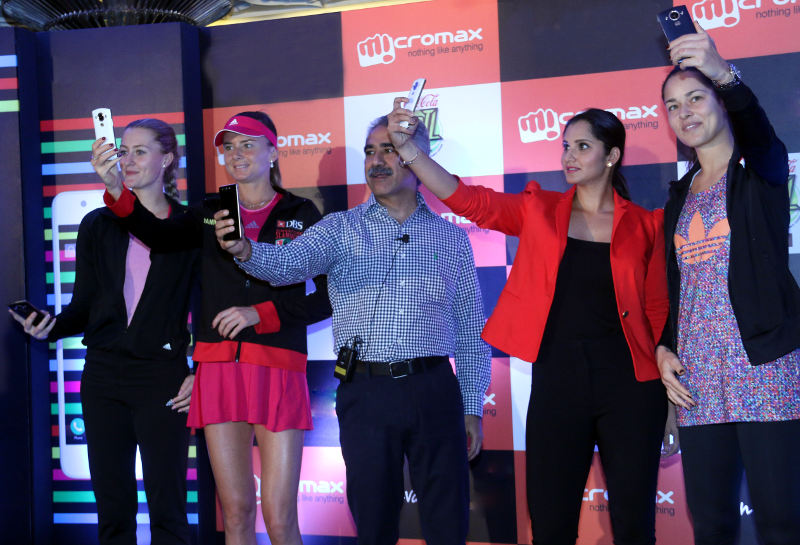 Micromax Canvas Selfie launch