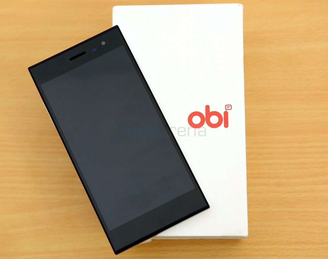 Obi Hornbill S551 Unboxing and Photo Gallery