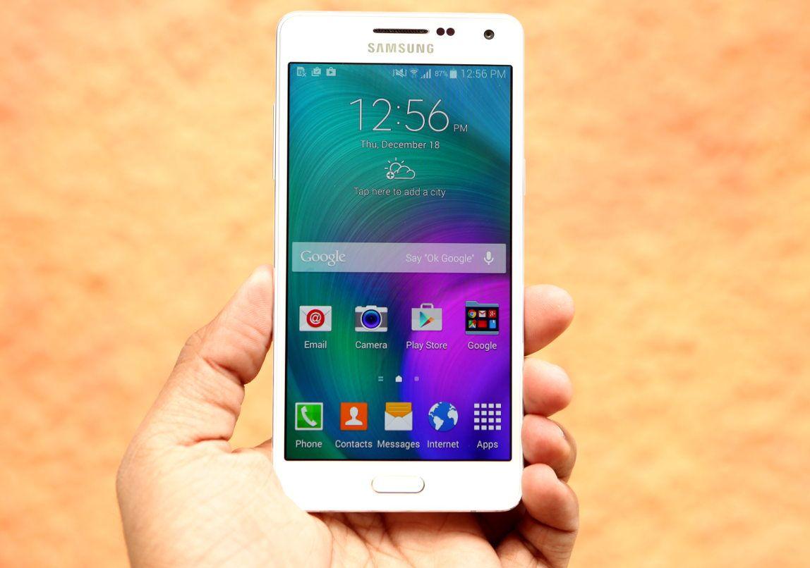 Samsung Galaxy A5 Photo Gallery
