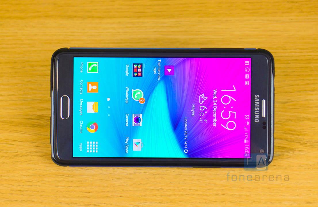 Spigen Galaxy Note 4 Tough Kickstand Case Review