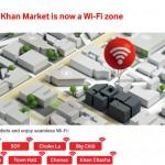 Vodafone Free WiFi Delhi