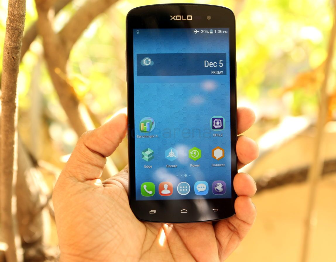 Xolo Omega 5.0 Hands On and Photo Gallery