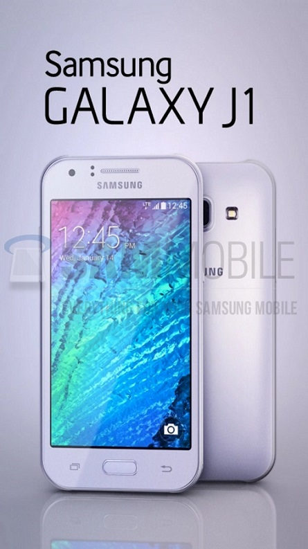 samsung galaxy j1 images and specs leak