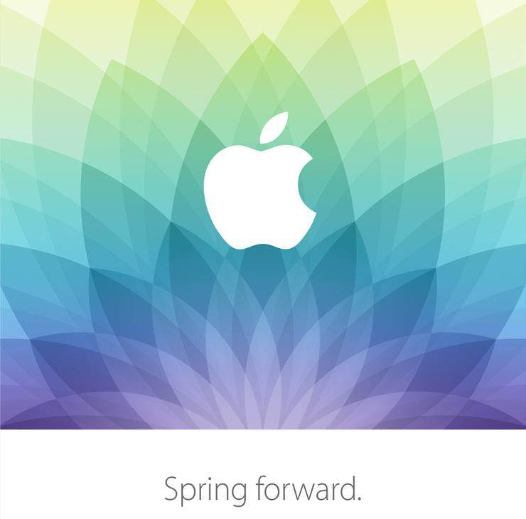Apple Watch 'Spring forward' event set for March 9th, will be live streamed