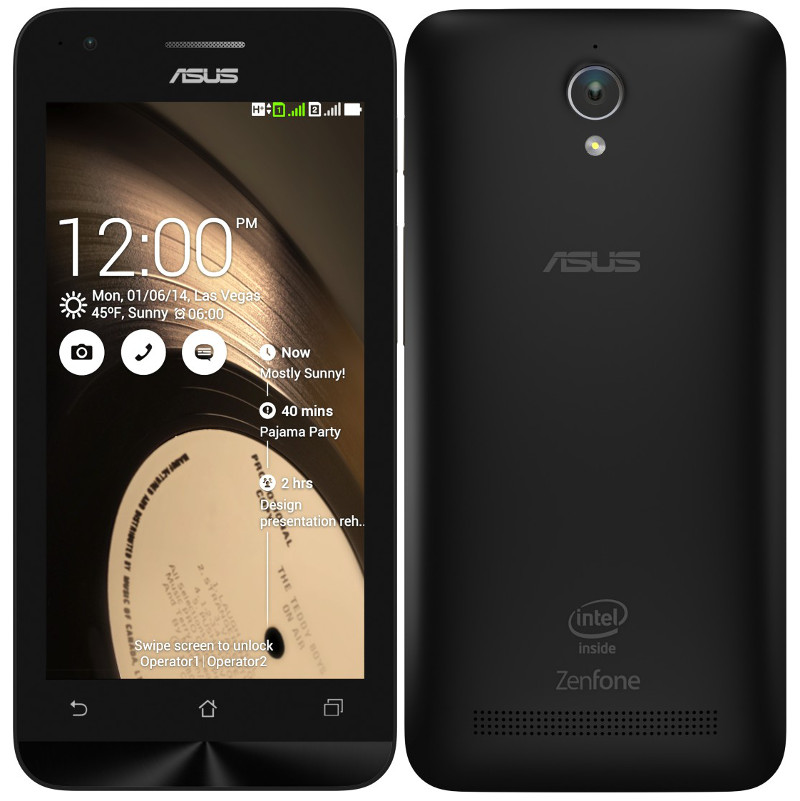 Asus Zenfone C Launched In India For Rs  5999