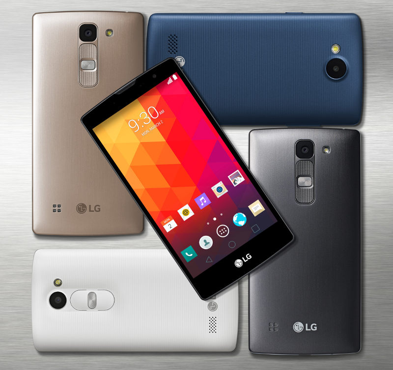 LG Magna Spirit Leon And Joy With Android 50 4G LTE