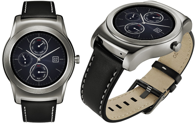 LG Watch Urbane all-metal luxury Android Wear smartwatch ...