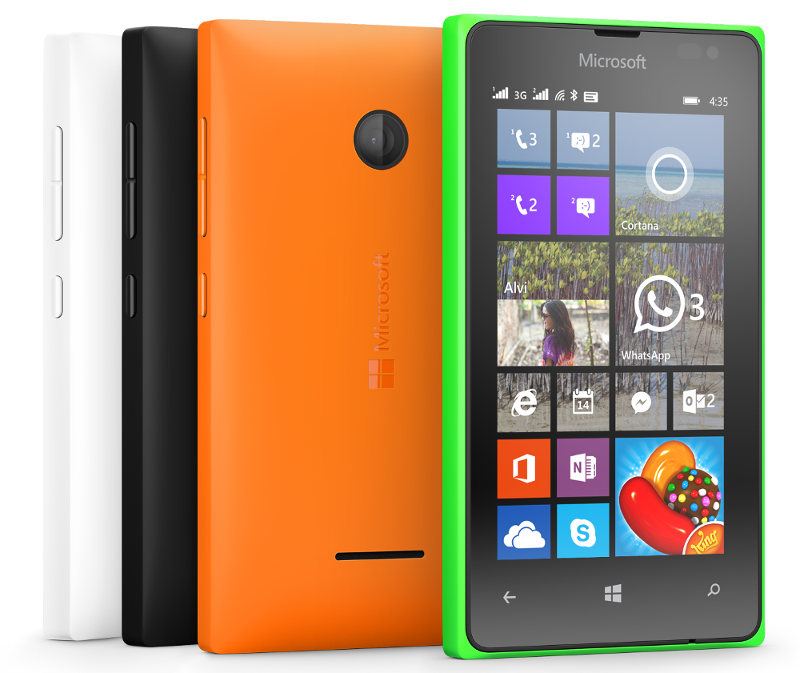 Microsoft Lumia 435 Dual SIM goes on sale in India for Rs. 5999