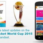 RCOM free Twitter World Cup 2015