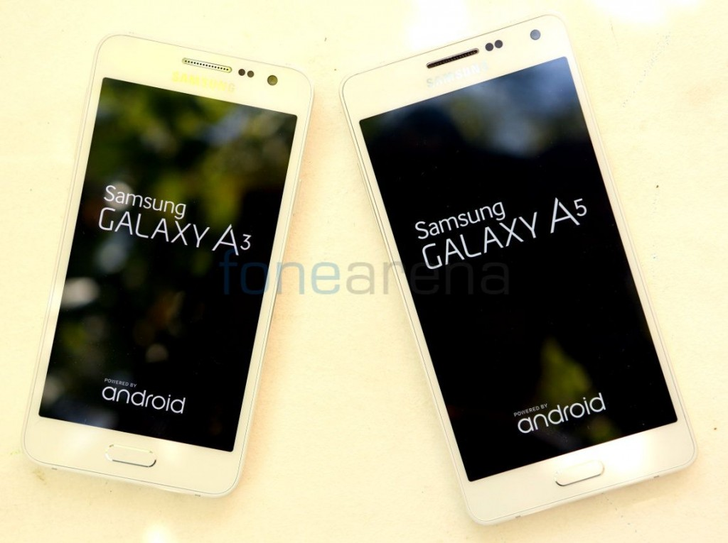 samsung galaxy a3 and a5 successors show up on fcc. Black Bedroom Furniture Sets. Home Design Ideas