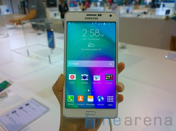 Samsung Galaxy A7-7