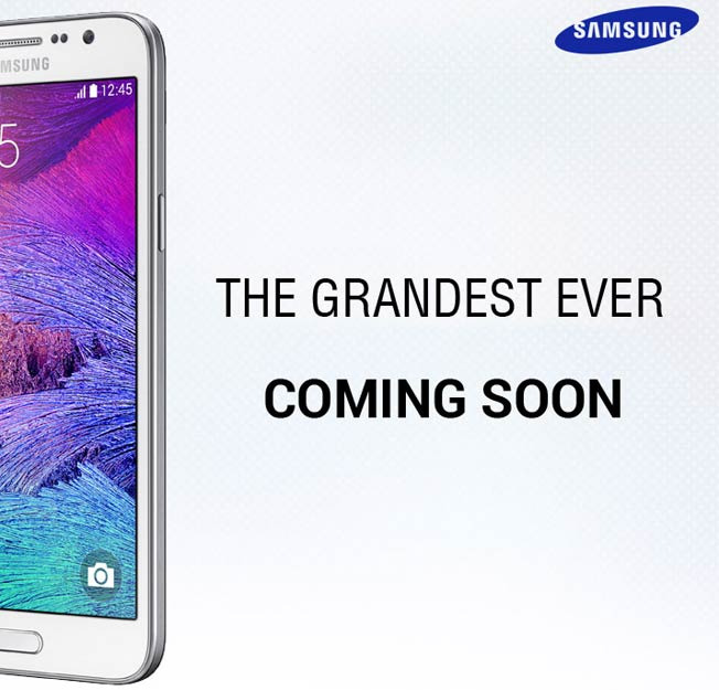 New Samsung Grand series smartphone launching in India next week, could be Galaxy Grand 3