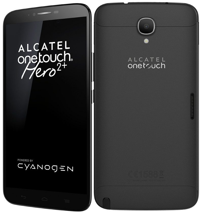 Alcatel OneTouch Hero 2+ with 6-inch 1080p display ...