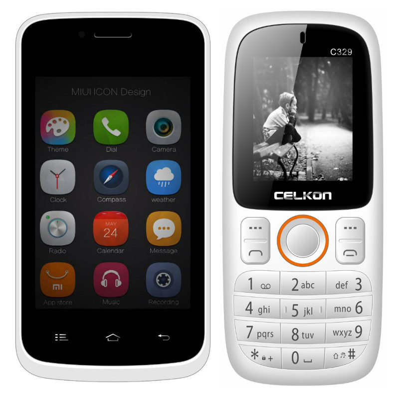 Celkon Campus A356 and C329