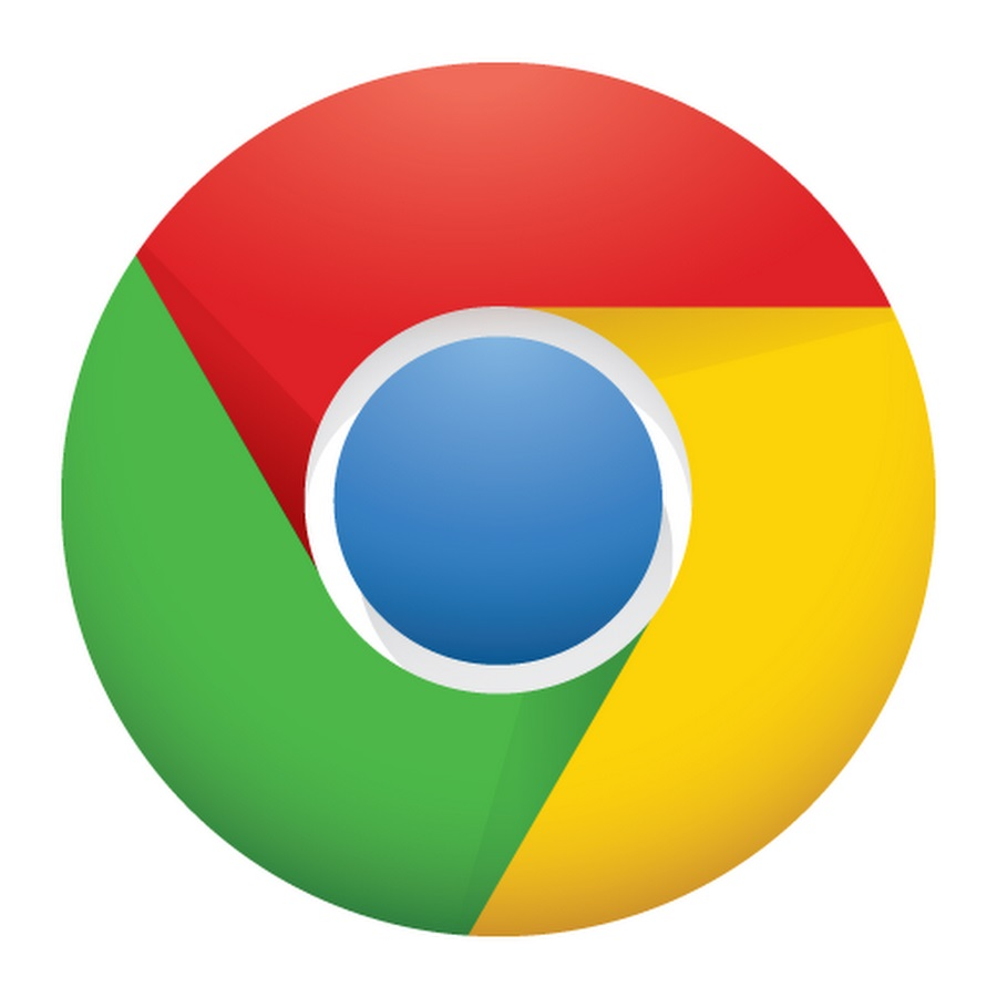 Chrome logo with